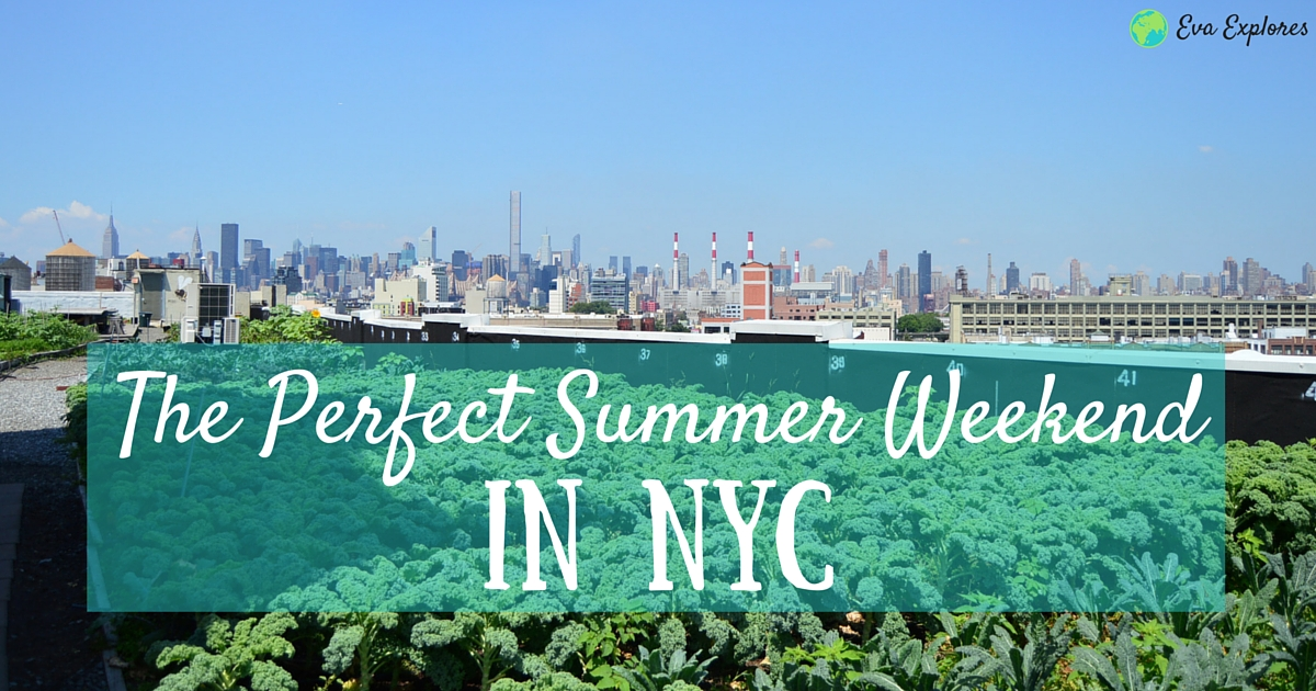 summer weekend in nyc