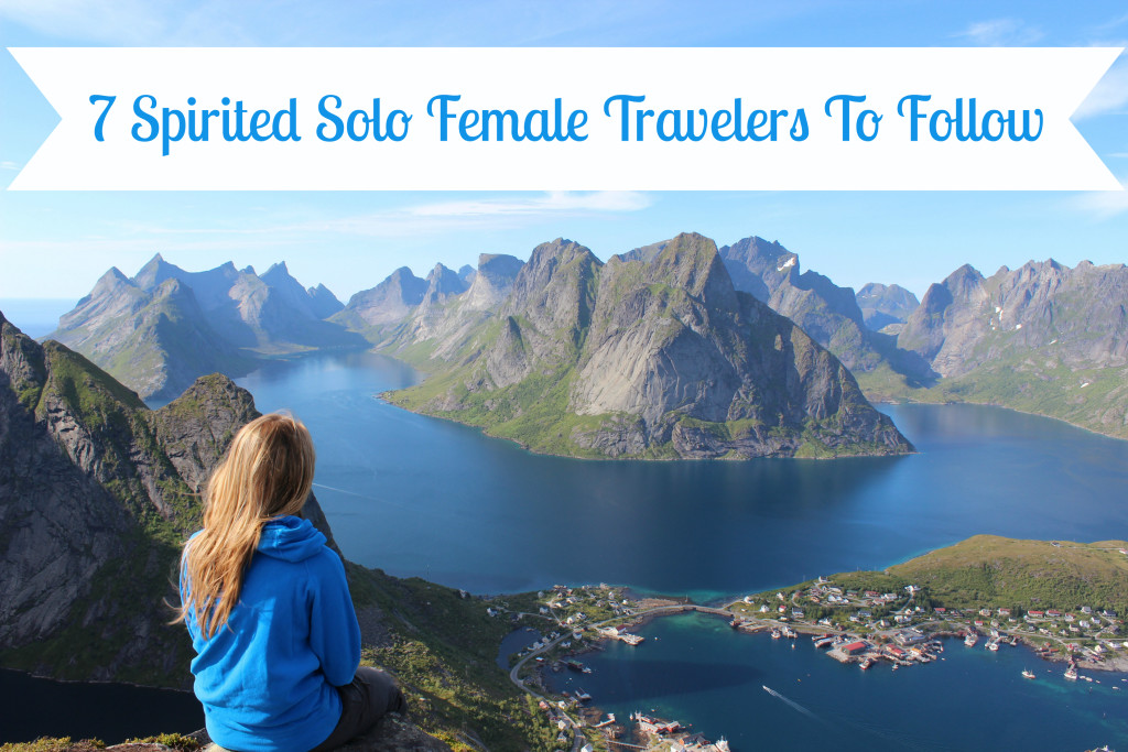 solo female travelers