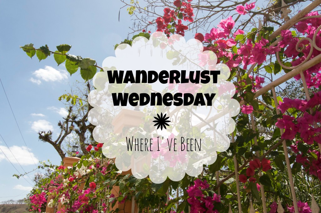 wanderlust wednesday