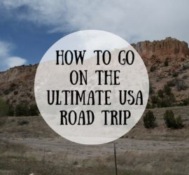ultimate usa road trip