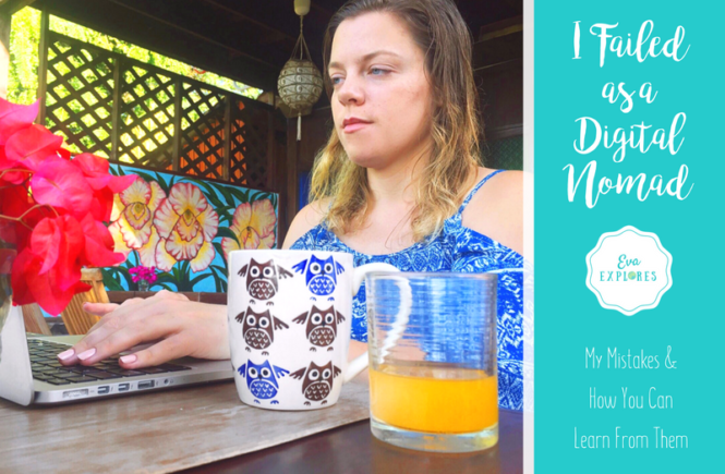 Failing as a Digital Nomad